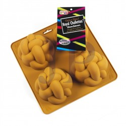 Royal 'hallettes moule en silicone