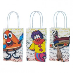 pack de 3 sacs de michloah manot differents